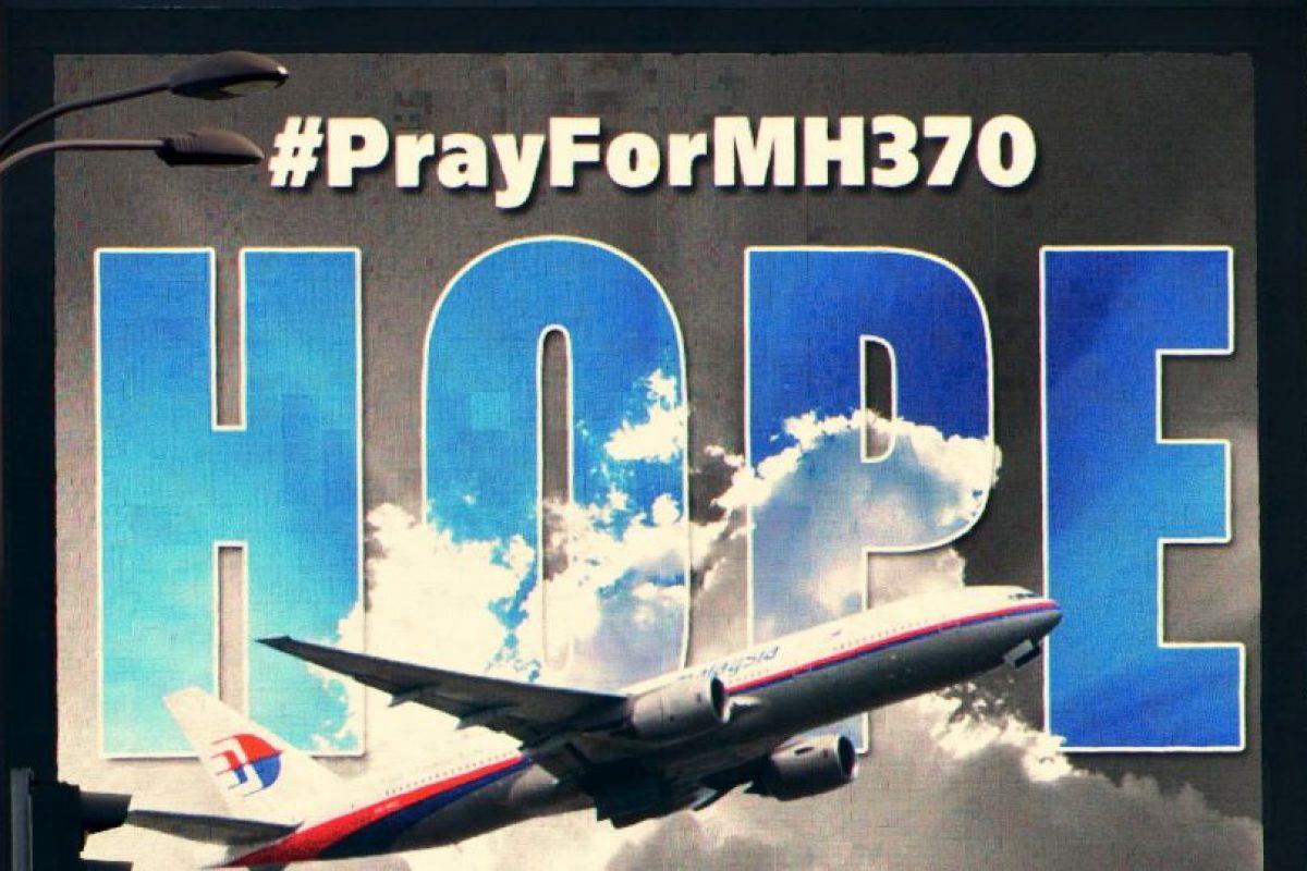 Usuarios de redes sociales crearon el hashtag #PrayForMH370 Foto:Getty Images. Imagen Por: