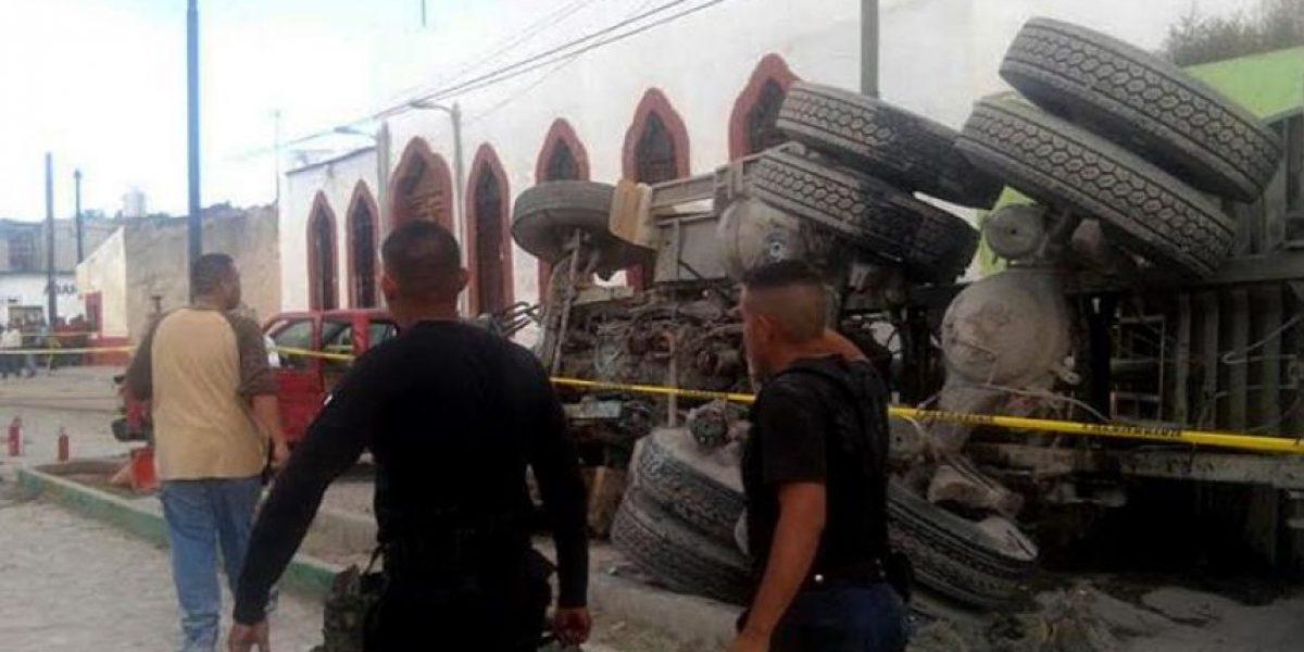 Un camión mata a 24 peregrinos en una fiesta patronal en México