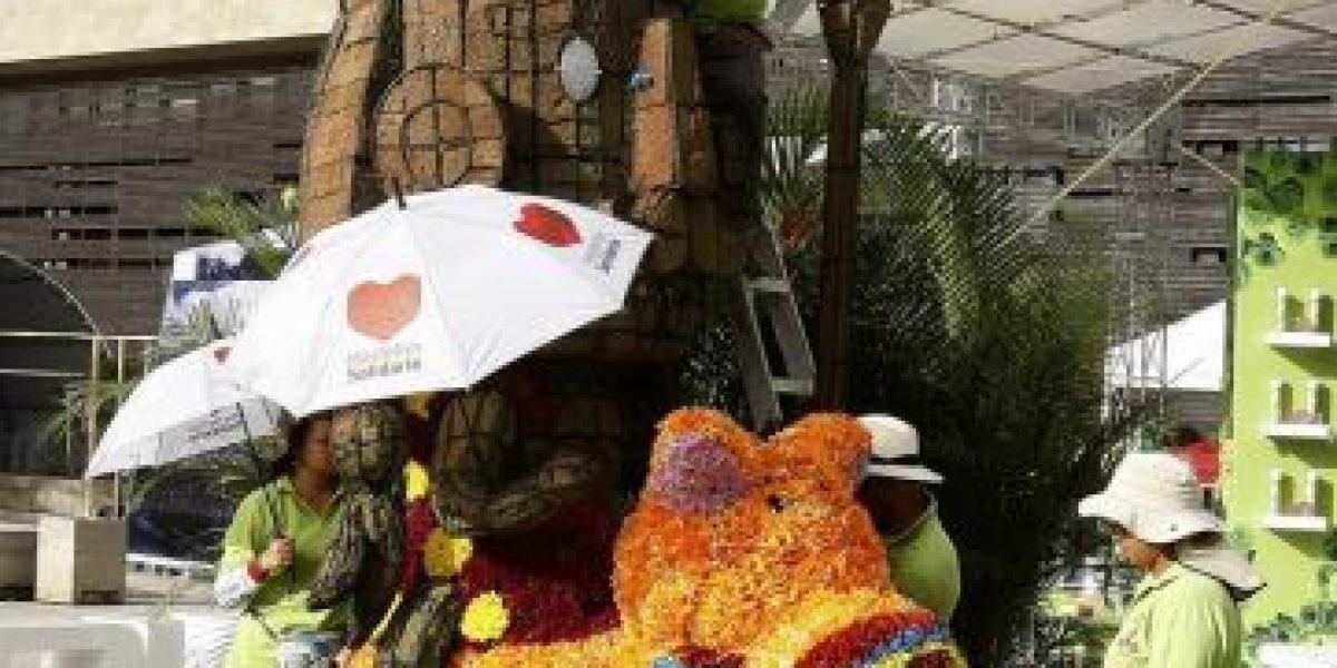 Colombia se prepara a celebrar la Feria de las Flores