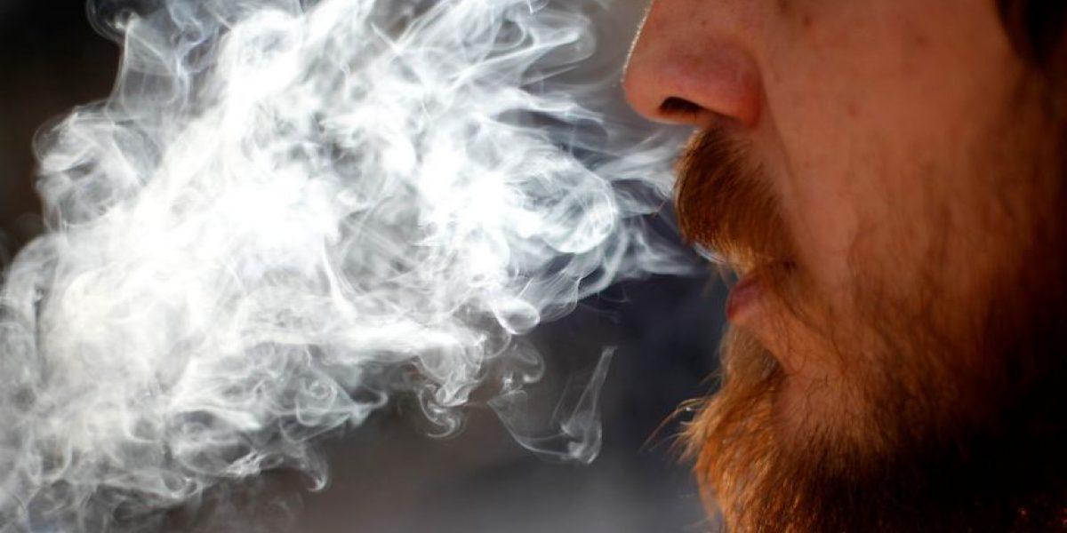 Prohibición de fumar en
