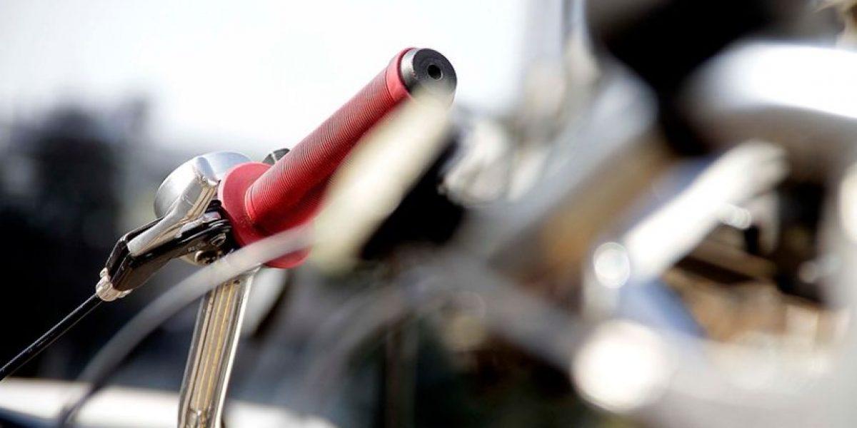 Robaron bicicletas exclusivas en tienda de Vitacura