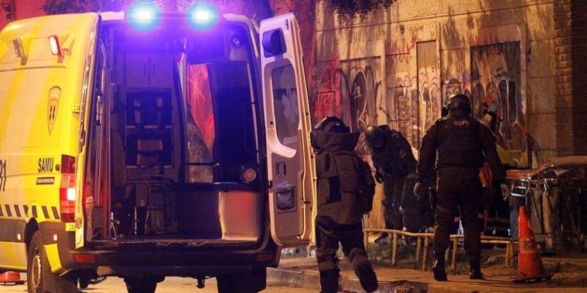 Choque de ambulancia dejó tres lesionados en Providencia