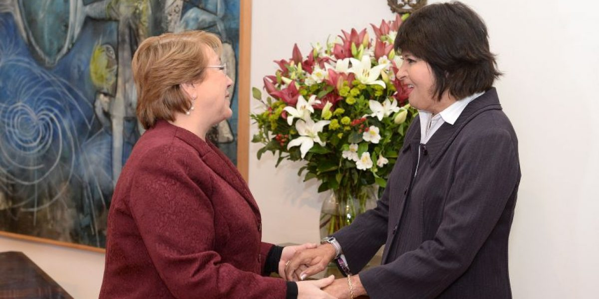 Bachelet recibe a Quintana y promete estudiar secreto de informe Valech