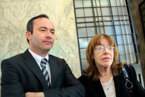 La familia de Matute Johns Foto:Agencia Uno. Imagen Por: