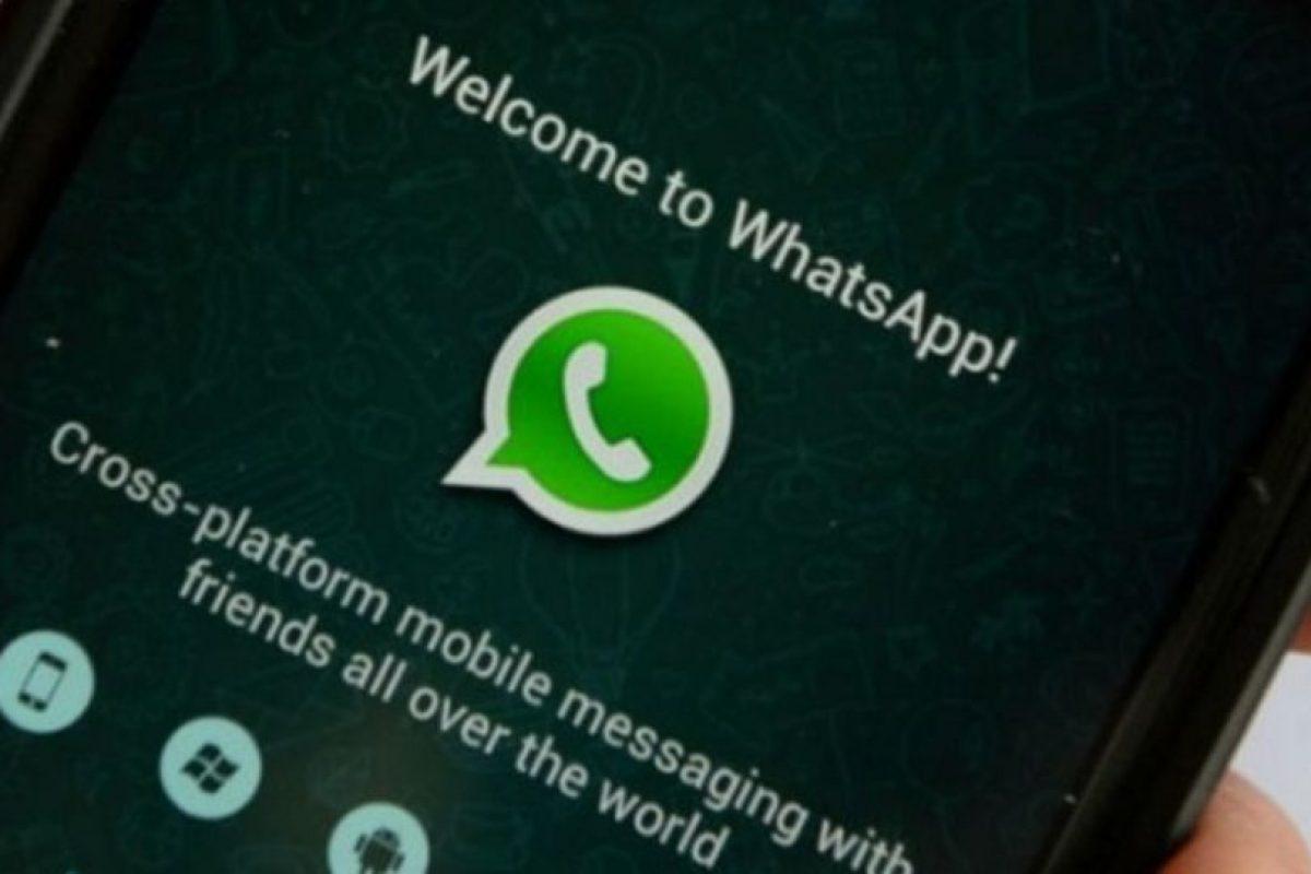 WhatsApp es el lugar donde sus seres queridos se comunican. Foto:Pinterest. Imagen Por: