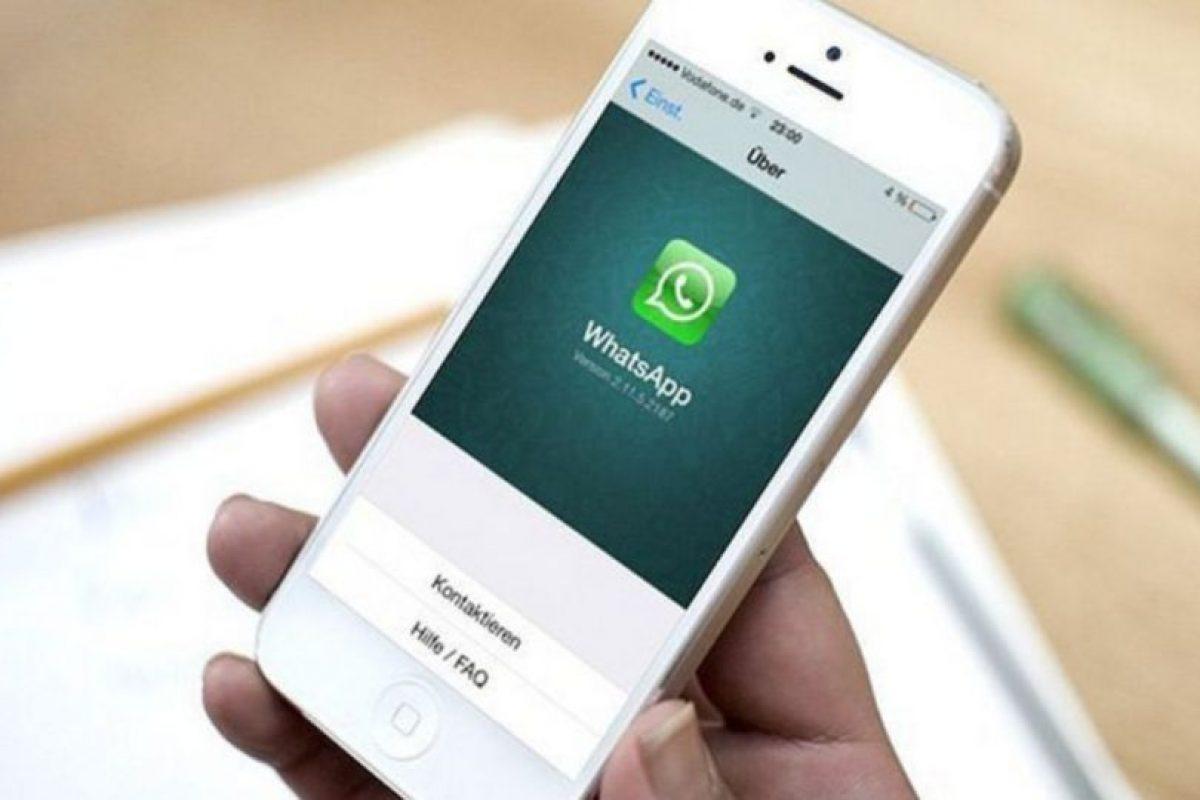 Desde enero pasado, 30 mil millones de mensajes se envían o reciben diariamente en WhatsApp. Foto:Pinterest. Imagen Por: