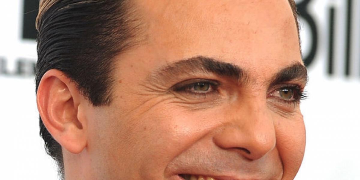 FOTOS: El perturbador parecido entre Cristian Castro y Cara Delevingne