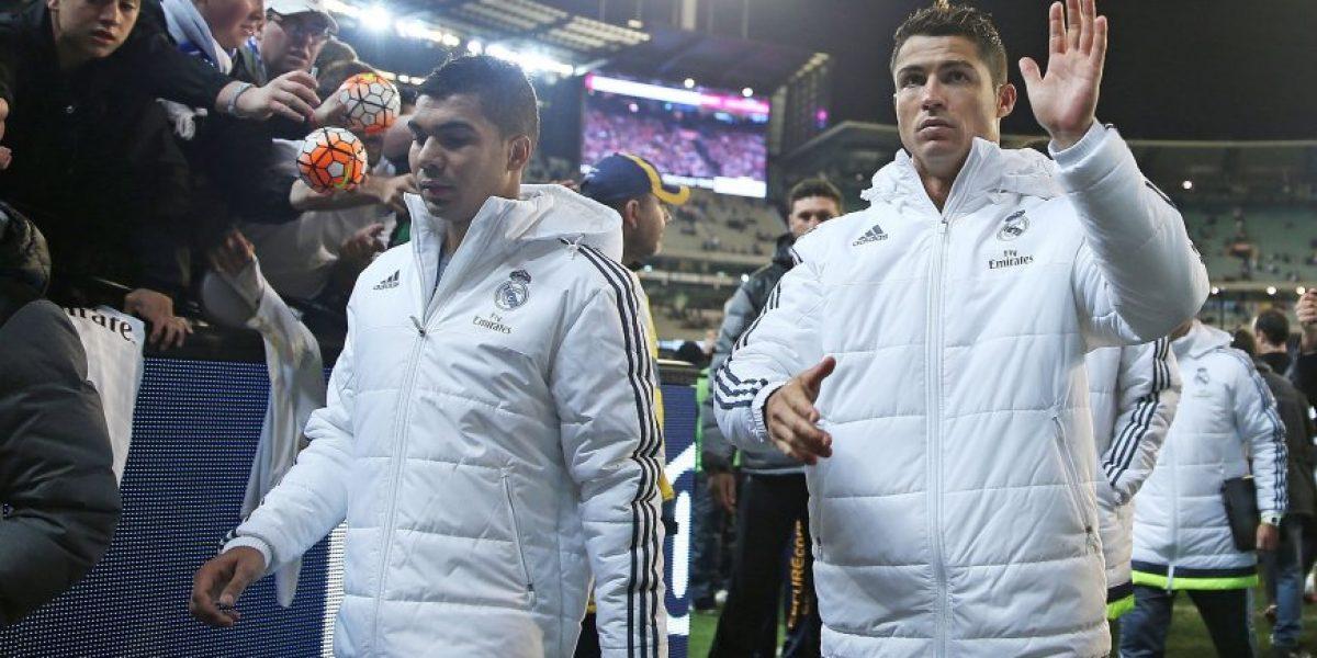 Con Vidal en la lista: Seis futbolistas que humillaron a Cristiano Ronaldo en cancha