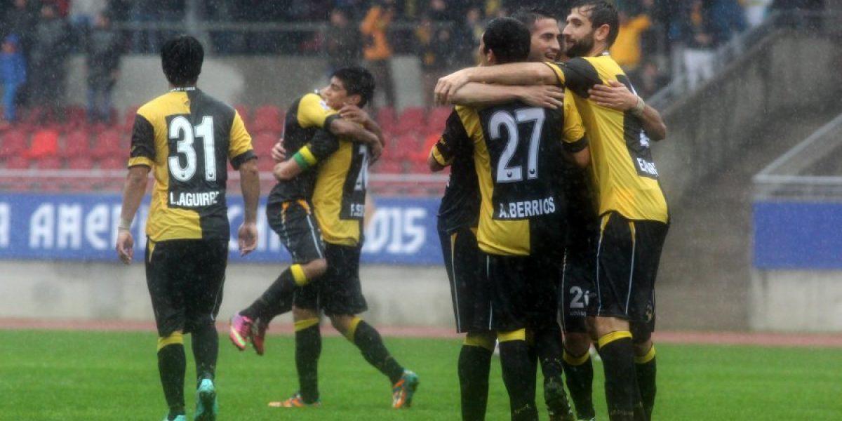 Coquimbo Unido eliminó a Cobresal de Copa Chile