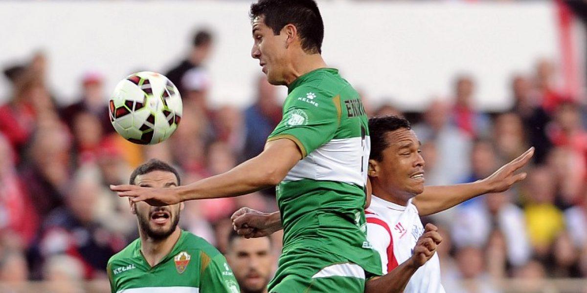 Enzo Roco tiene nuevo club y seguirá jugando en la Primera de España