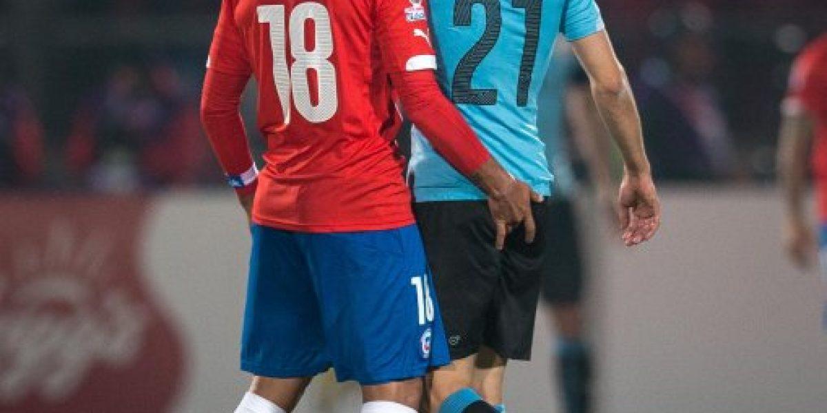 David Henríquez apoyó a Jara:
