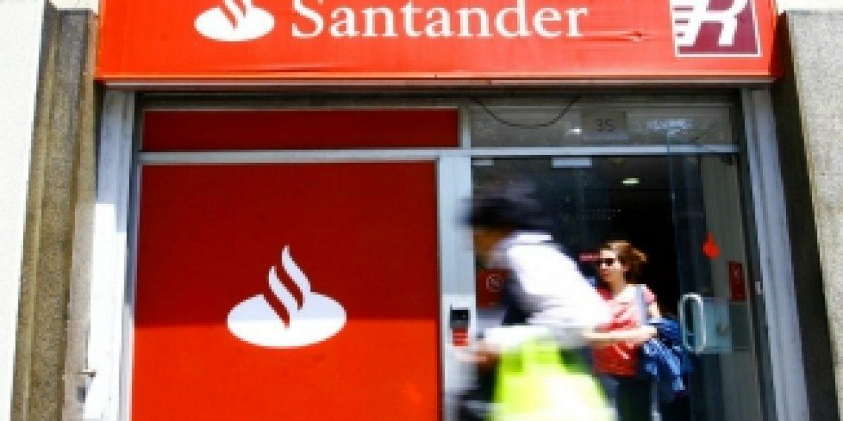 Banco Santander: Chile en el podio de crecimiento
