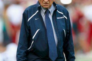 4. Joe Paterno Foto:Getty Images. Imagen Por: