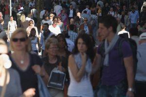 En América Latina y el Caribe el crecimiento será menor Foto:Getty Images. Imagen Por:
