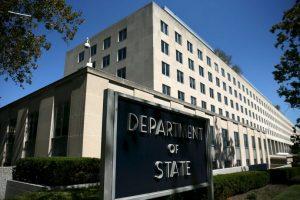 Y del cual la exsecretaria de Estado, quiso desviar cualquier tipo de responsabilidad. Foto:Getty Images. Imagen Por: