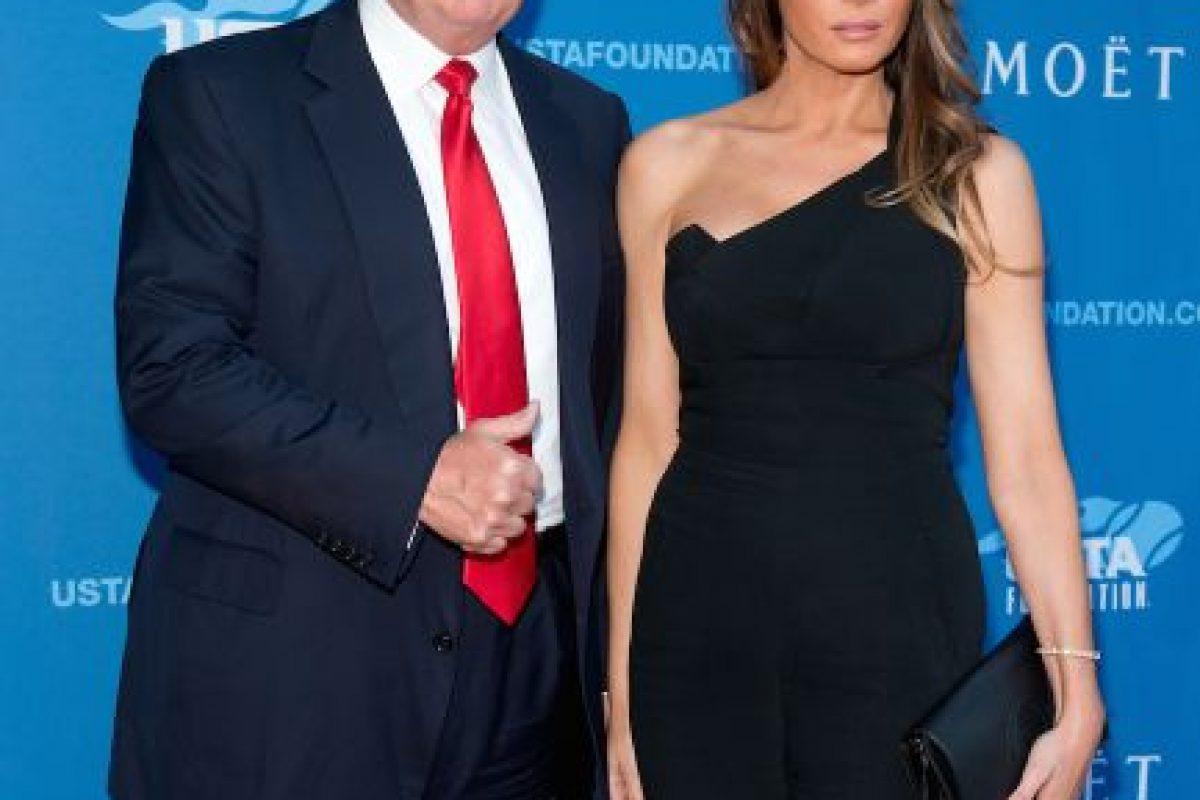 5. Trump tiene el peor índice de favorabilidad de cualquier republicano o demócrata, un negativo 27-59 por ciento entre todos los votantes. Foto:Getty Images. Imagen Por:
