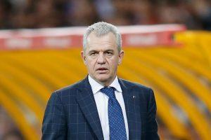3. Javier Aguirre Foto:Getty Images. Imagen Por: