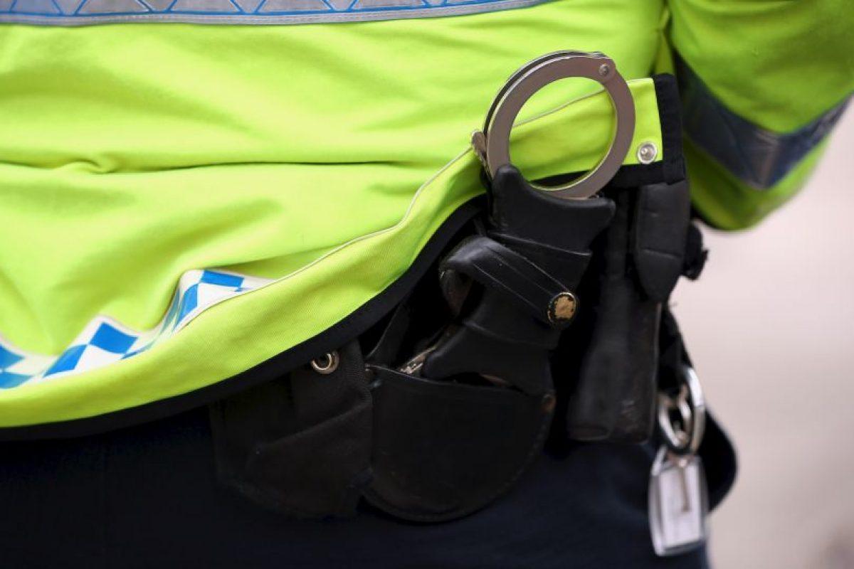 Tensing es el cuarto policía a que se acusa de un caso relacionado con disparos contra civiles. Foto:Getty Images. Imagen Por: