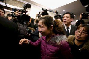 """""""El Gobierno chino hacía todo para ayudarnos"""" Foto:Getty Images. Imagen Por:"""
