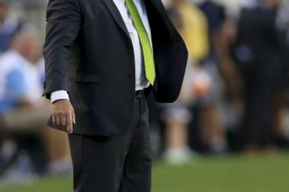 Fue despedido por agredir a un periodista. Foto:Getty Images. Imagen Por: