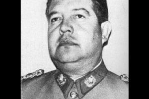 Fue el encargado de la represión durante el régimen militar de Pinochet en Chile Foto:Wikimedia.org. Imagen Por: