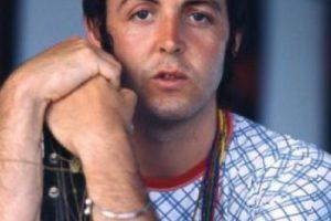 Paul Mc Cartney. Foto:vía Getty Images. Imagen Por: