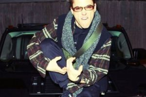 Robert cuando joven. Foto:vía Getty Images. Imagen Por: