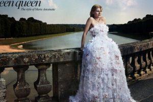 Menos encarnarla como hizo Kirsten Dunst. Foto:vía Vogue. Imagen Por:
