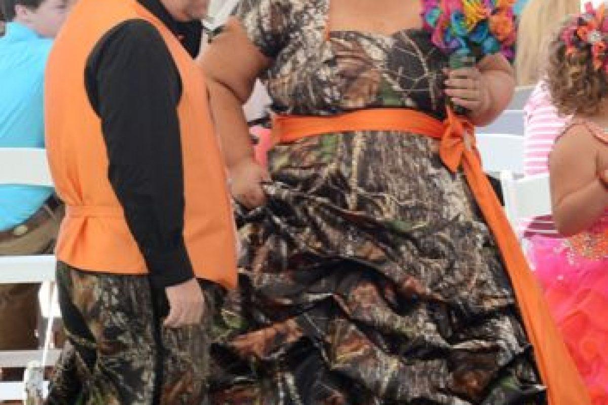 La madre de Honey Boo Boo, como una gran calabaza. Foto:vía Grosby Group. Imagen Por: