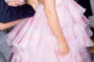 Un vestido de 15 años para Jessica Biel. Foto:vía People. Imagen Por: