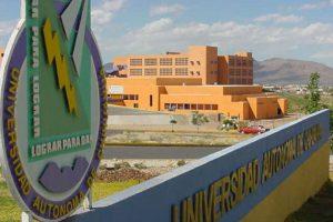 """""""UACH"""", esta es la Universidad Autónoma de Chihuahua. Foto:vía uach.mx. Imagen Por:"""