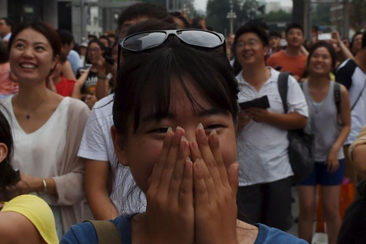 Es una de las ciudades más pobladas del mundo Foto:AFP. Imagen Por: