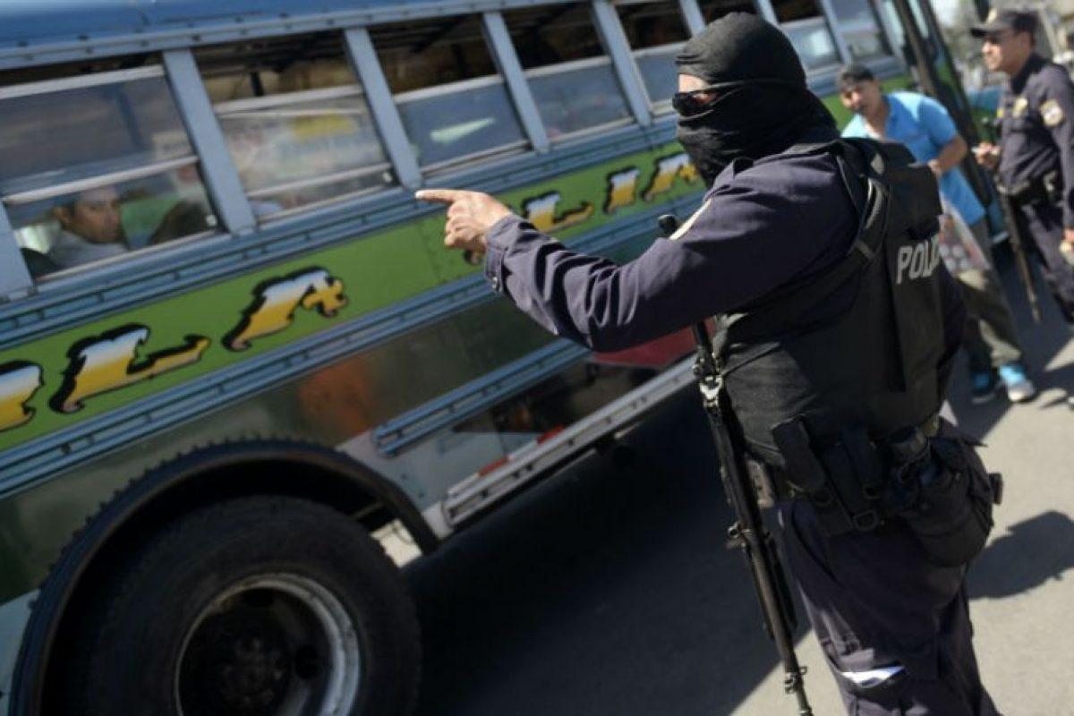 En todo el paro nueve personas murieron. Foto:AFP. Imagen Por: