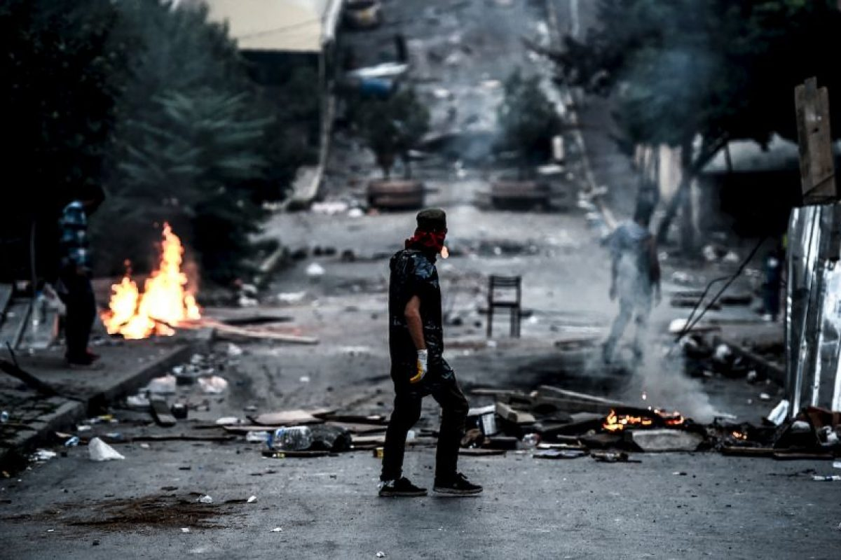 Disturbios en Siria Foto:AFP. Imagen Por:
