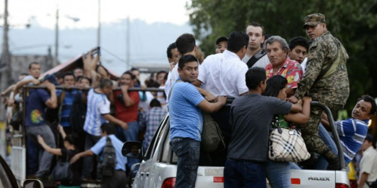 6 claves del paro de transporte ordenado por la Mara Salvatrucha