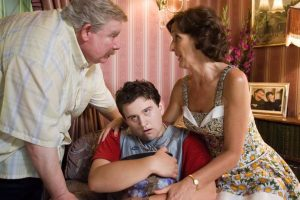 "Interpretó al malvado primo de ""Harry Potter"", ""Dudley Dursley"". Foto: vía facebook.com/harrypottermovie. Imagen Por:"