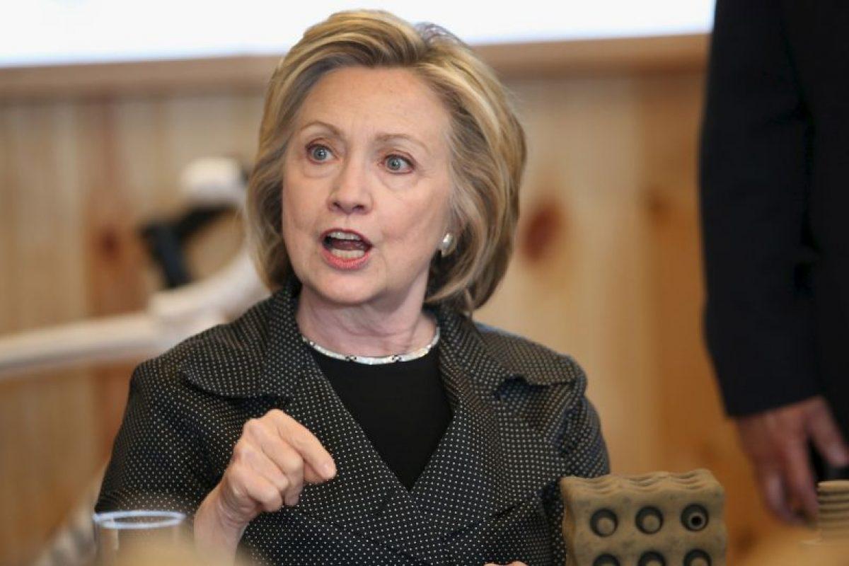 1. La precandidata demócrata abogó por el fin del embargo que Estados Unidos tiene sobre Cuba. Foto:Getty Images. Imagen Por: