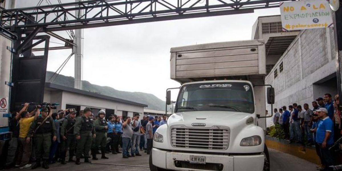 Ola de expropiaciones en Caracas
