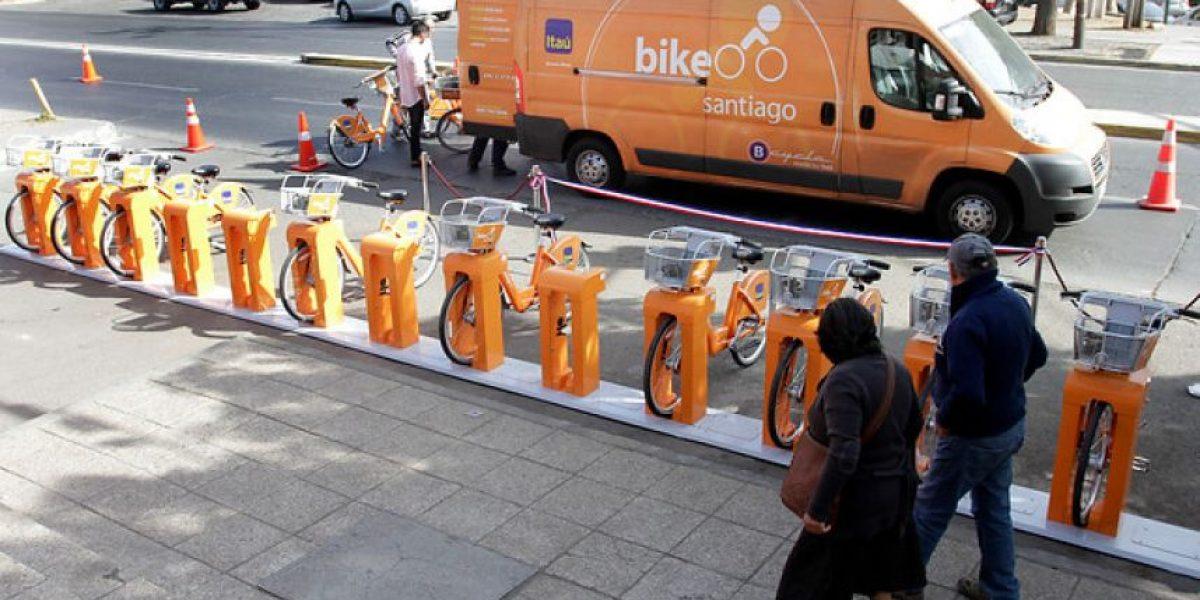 ¿Por qué Las Condes no se integra al sistema de bicis públicas de la RM?
