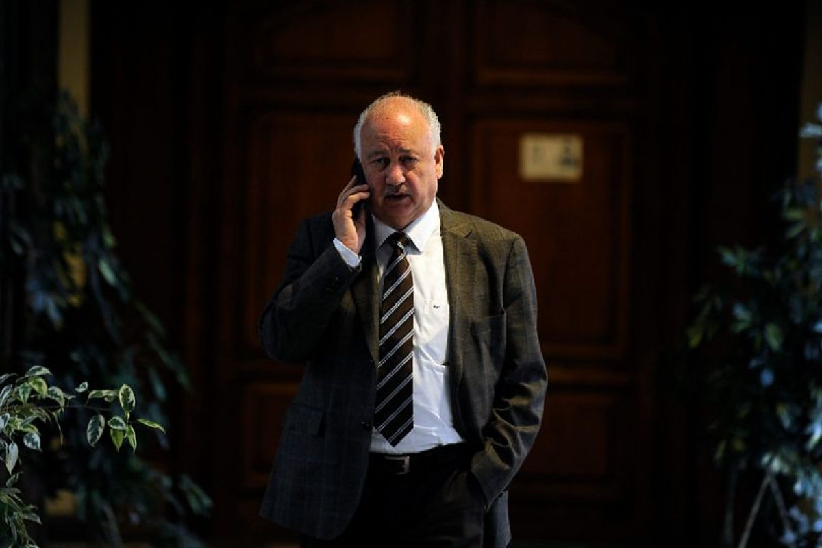 Guillermo Tellier, presidente del PC Foto:Agencia Uno. Imagen Por: