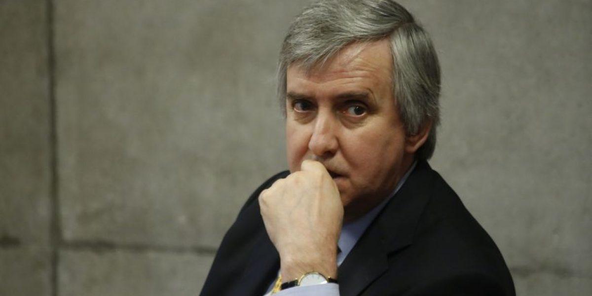 SII se querella contra Claudio Eguiluz por boletas falsas en caso SQM