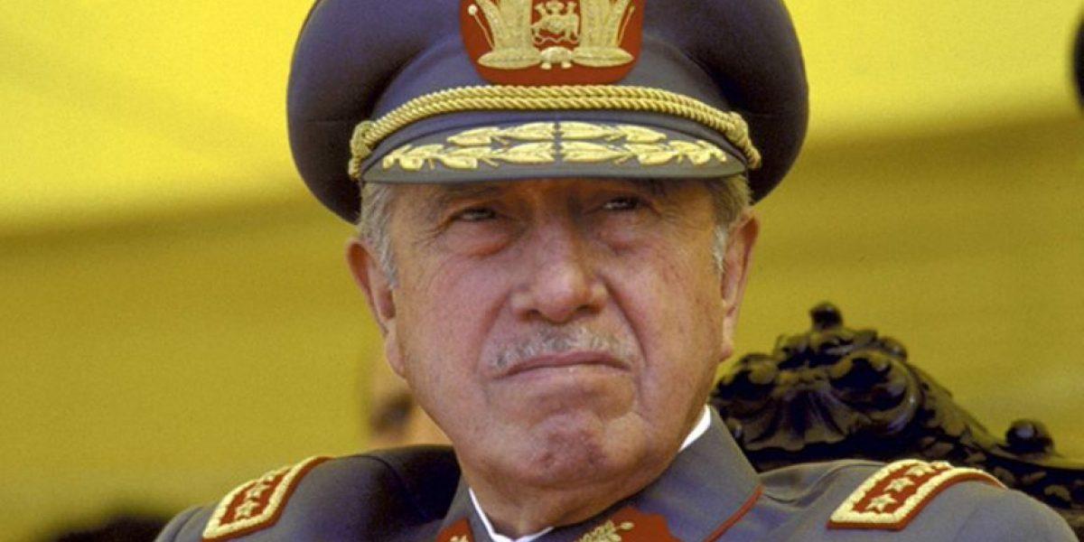 """Pinochet: el principal encubridor del """"Caso Quemados"""" según EEUU"""