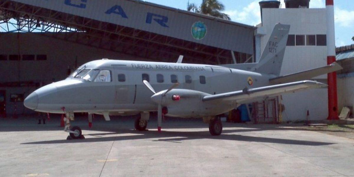 Mueren 12 militares colombianos en accidente aéreo