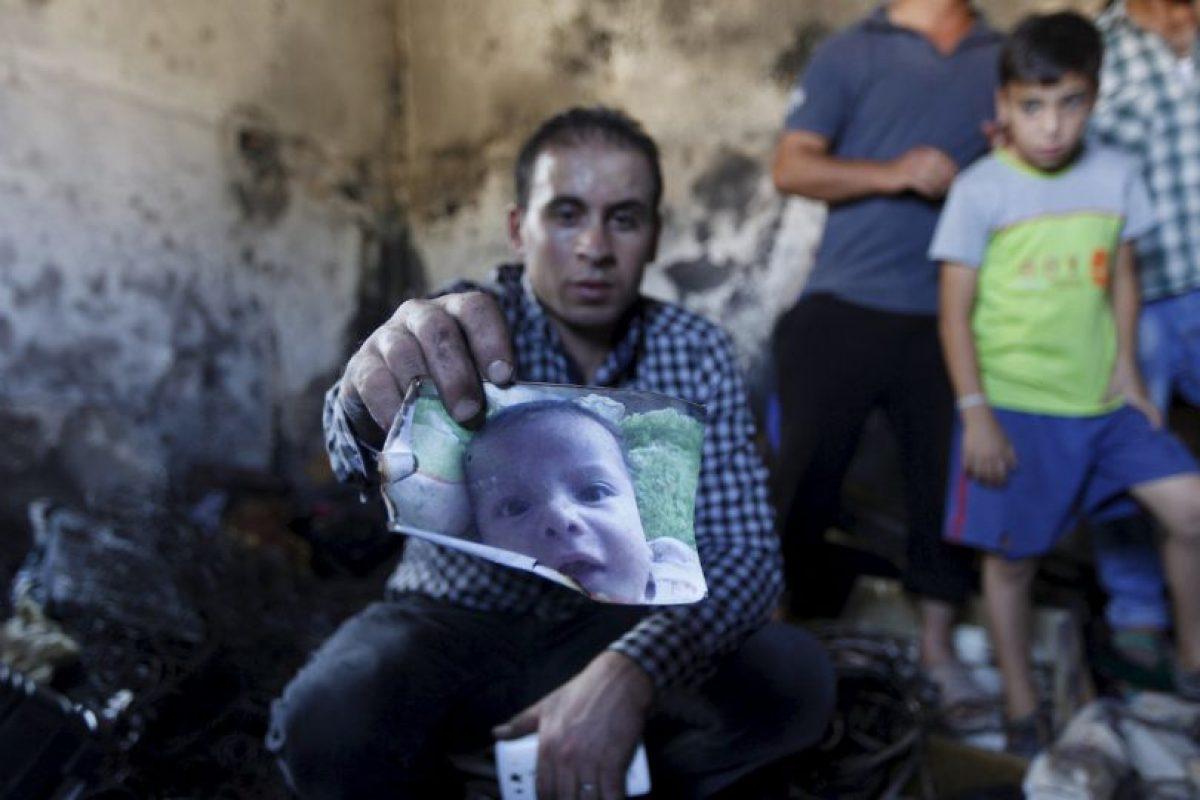 En 2014, la vida de miles de niños palestinos y sus familias se vieron truncadas por 50 días de intensísimos combates. Foto:AP. Imagen Por:
