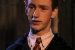 """Interpretó al hermano mayor de """"Ron Weasley"""", """"Percy Weasley"""" Foto:vía instagram.com/cwrankin. Imagen Por:"""