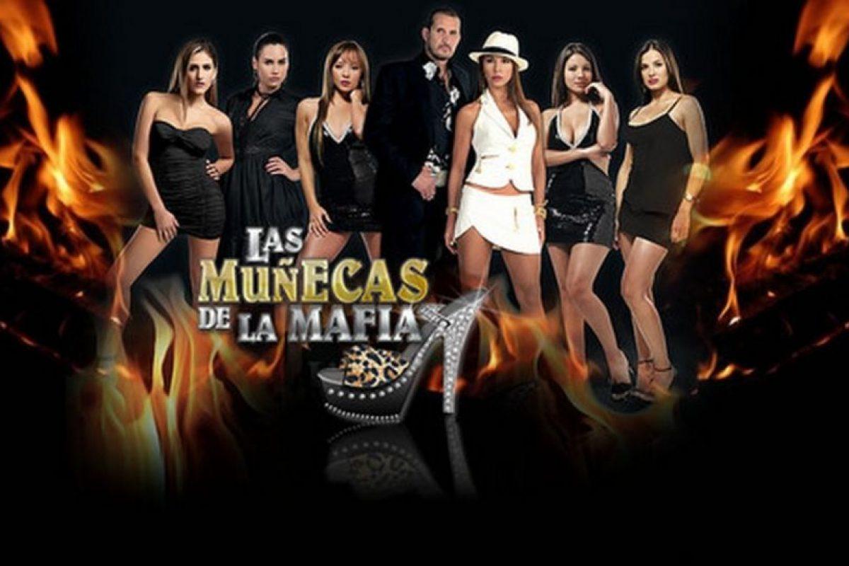 """""""Las muñecas de la mafia"""". Disponible a partir del 1 de agosto. Foto:Caracol Televisión. Imagen Por:"""