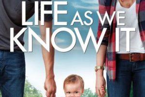 """""""Life As We Know It"""". Disponible a partir del 8 de agosto. Foto:Warner Bros.. Imagen Por:"""