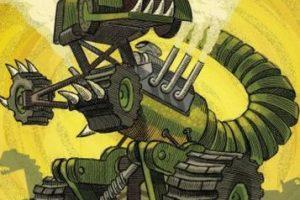 """""""DinoTrux"""". Disponible a partir del 14 de agosto. Foto:Netflix. Imagen Por:"""