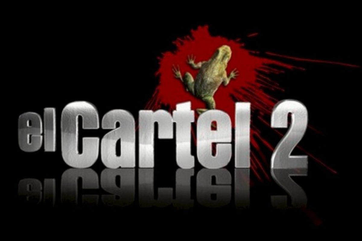 """""""El cartel 2"""". Disponible a partir del 15 de agosto. Foto:Caracol Televisión. Imagen Por:"""
