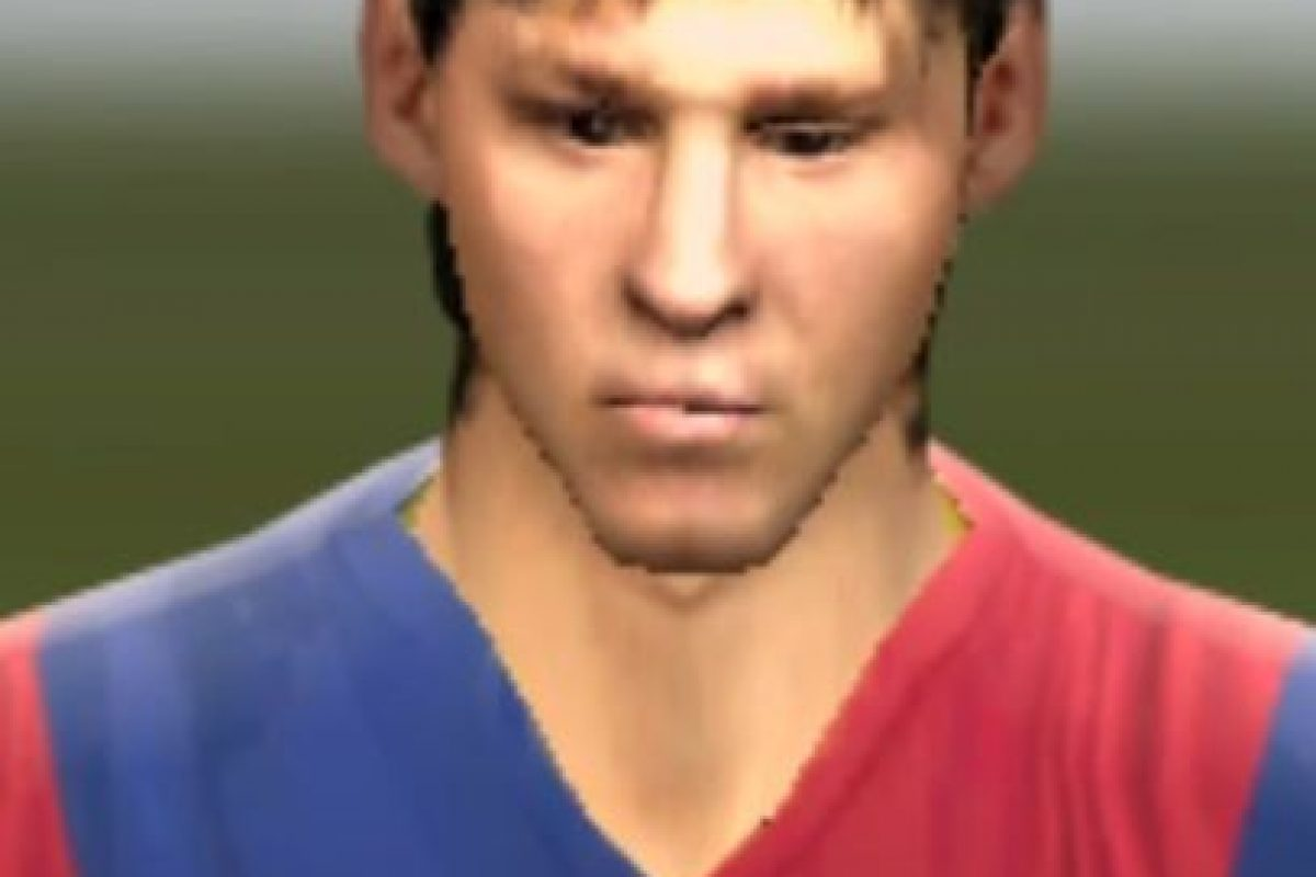 FIFA 07 Foto:Tumblr. Imagen Por: